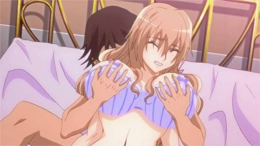 Anime Big Breast Hentai