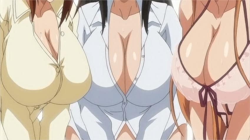Dekakute Ecchi na Ore no Ane Episode 1 [Sub-ENG]