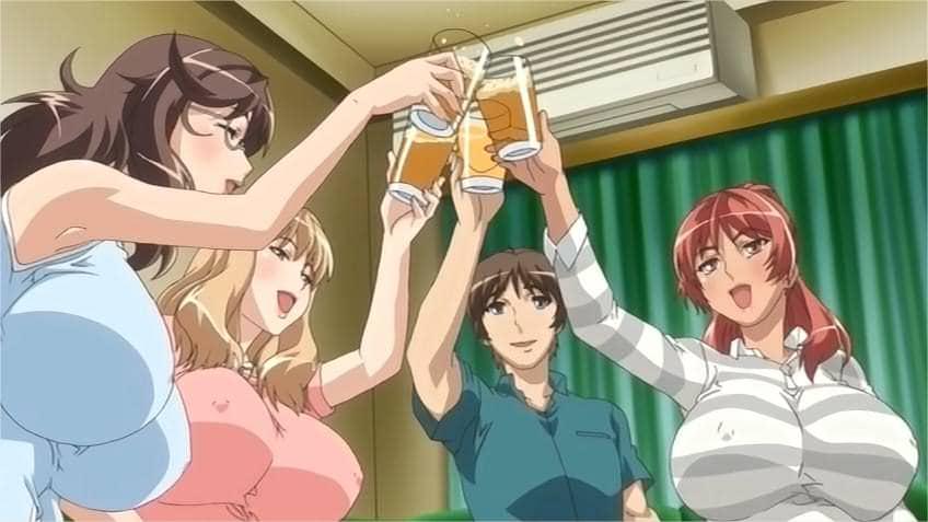 Oku-sama wa Moto Yariman Episode 1 [Sub-ENG]