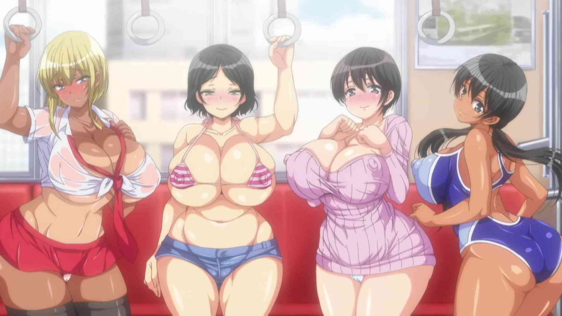 Bangable Girl! Train Sex Episode 2 [Sub-ENG]