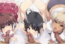 Kyonyuu JK ga Ojisan Chinpo to Jupo Jupo Iyarashii Sex Shitemasu 2