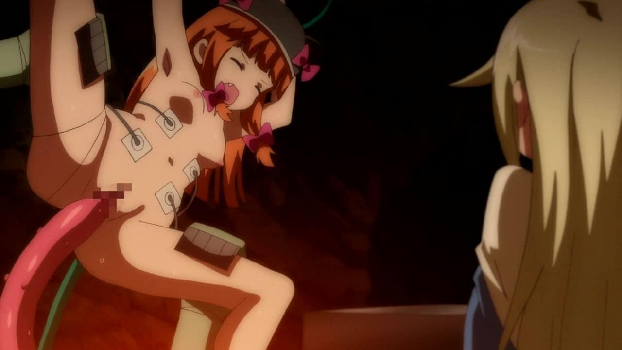 Anime Maid Porn Game English naedoko demon's ground episode 1 [sub-eng]