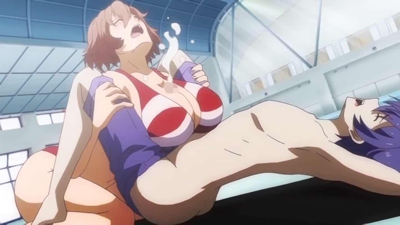 Anime Hentai School Fuck